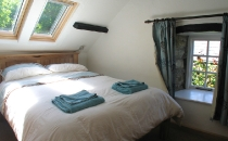 Dairy Cottage Double Bedroom