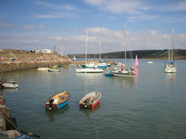 New Quay West Wales