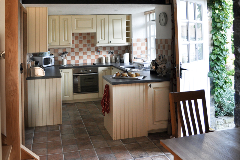 Stable Cottage Kitchen