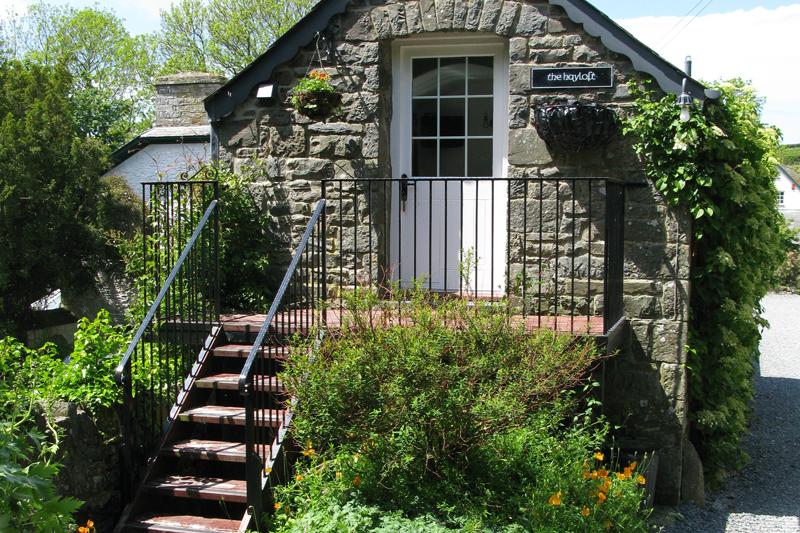 The Hayloft Exterior