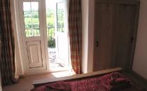 The Hayloft Bedroom View