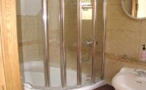 The Hayloft Corner Bath