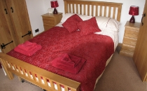 The Hayloft Double Bedroom
