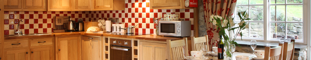 Neuadd Farm Holiday Cottages west Wales