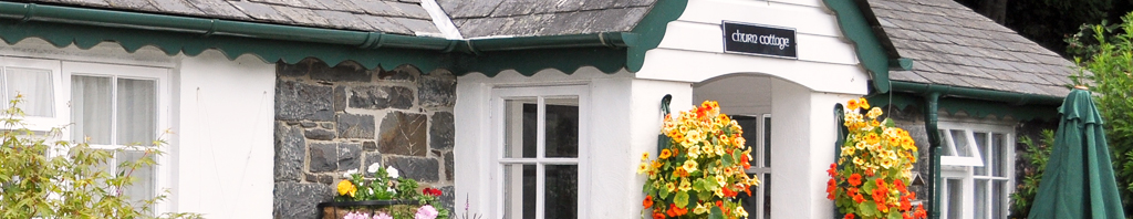 Churn Cottage Neuadd Farm Holiday Cottages New Quay west Wales